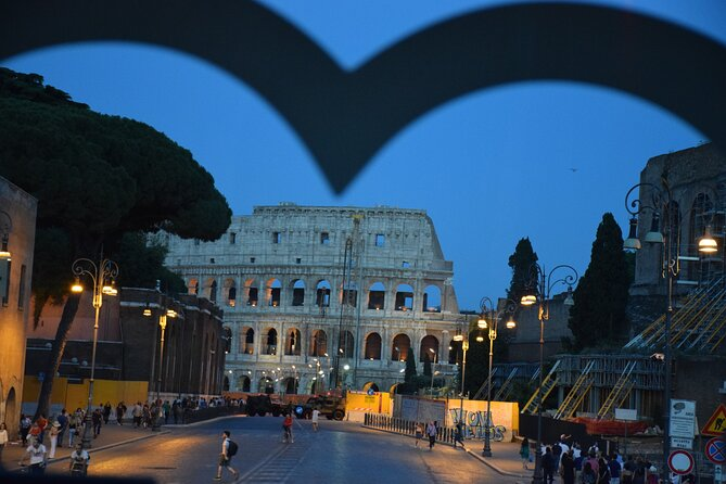 Rome at Sunset - Hop On Hop Off & Walking Tour