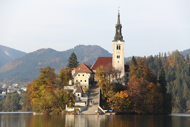 The best of Bled walking tour