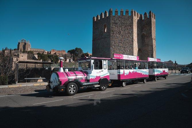 Audio-Guided Tourist Train Ride in Toledo Admission Ticket