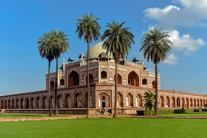 Three Days Golden Triangle Tour by AC Car from Delhi
