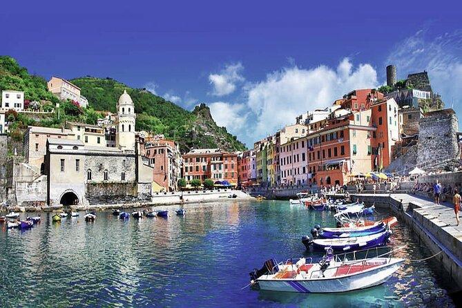 Shore excursion from Livorno port to Cinque Terre