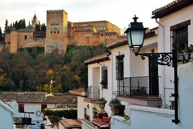 Albaicín and Sacromonte Walking Tour with Lid