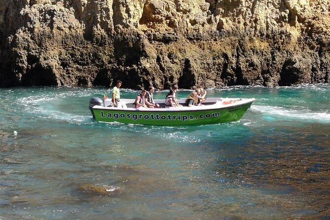 Boat Tour to Ponta da Piedade Caves