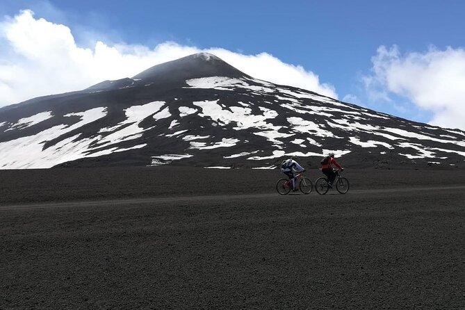 Etna Cycling to the Top - shared tour