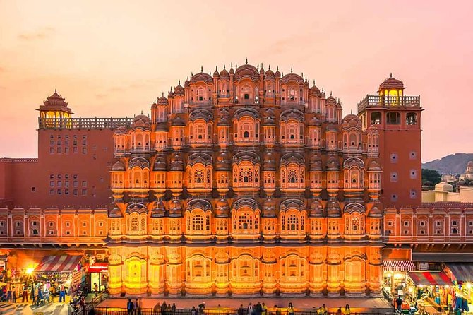 Four Days Golden Triangle Tour by AC car from Delhi(Delhi-Agra-Jaipur)