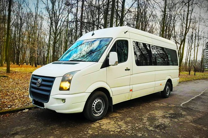 Private Transfer from Krakow to Berlin