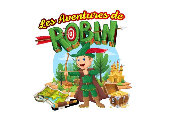 Robin's Adventures: Treasure Hunt, Riddles and Sports Activities