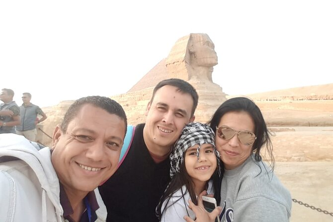 Cairo: Half Day Giza Pyramids Private Guided Tour with Camel Ride