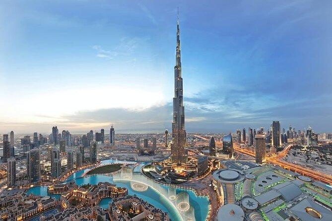 Private Modern Dubai Tour with Monorail Ride