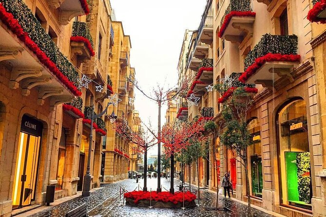 Half-Day Guided Historical Private Tour of Beirut