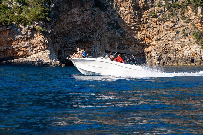 Private Boat Tour Kotor - Blue Cave Adventure - Up to 9 passengers