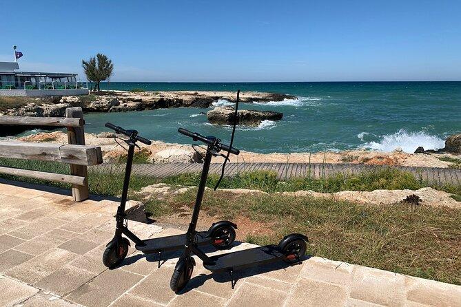 Electric Scooter Rental in Monopoli