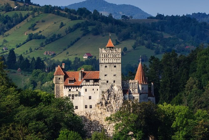 The World Famous Dracula Castle Halloween Party in Transylvania