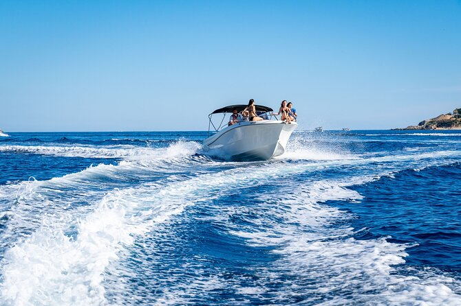 Private Kotor Bay Speed Boat Tour and Blue Cave Adventure