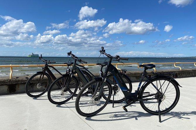 Modern 1-day E-Bike Rental
