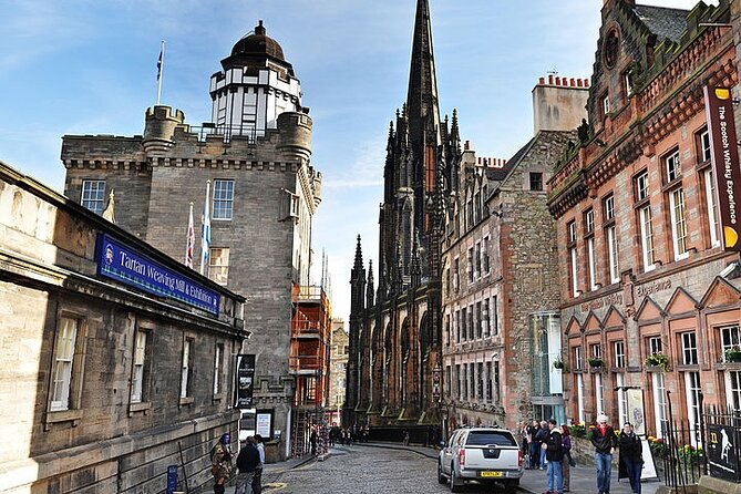 Harry Potter's Edinburgh: Explore the magic of the city on an audio walking tour