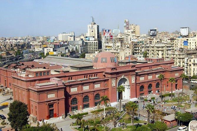 Egyptian Museum-Khan el khalil market private-free koshery