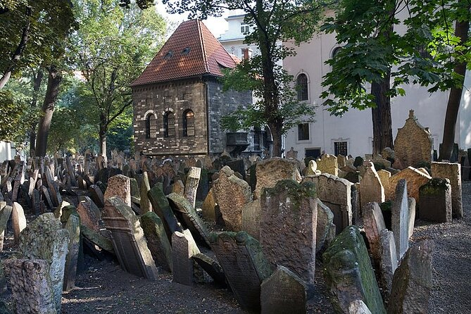 Prague's Jewish Quarter: Meander through its storied streets on an audio walk