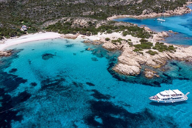 Boat trips La Maddalena Archipelago - Departure from La Maddalena