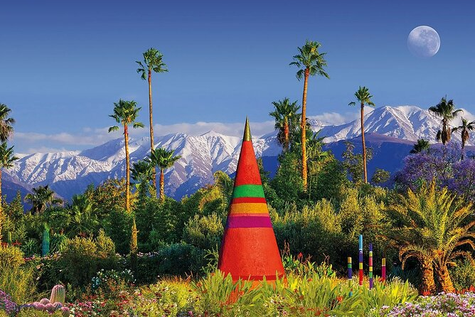 Visit Magical Anima Garden and Imlil Valley Guided Day Trip From Marrakech