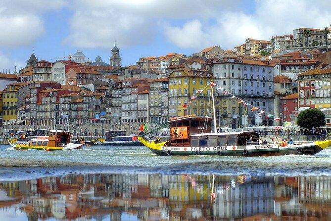 Day trip to Porto and Santiago de Compostela from Lisbon