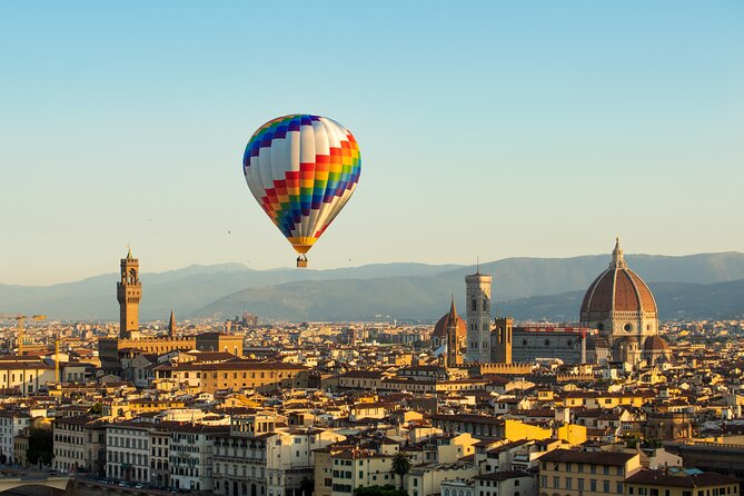 Hot Air Balloon Ride in Florence