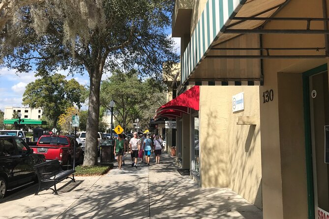 Touches of Stardom - The Celebrities of Winter Park Walking Tour
