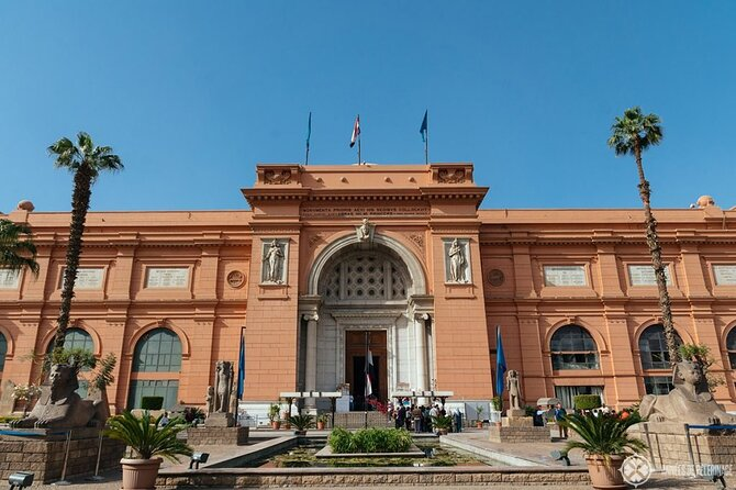 Day tour Egyptian Museum and Citadel of Saladin