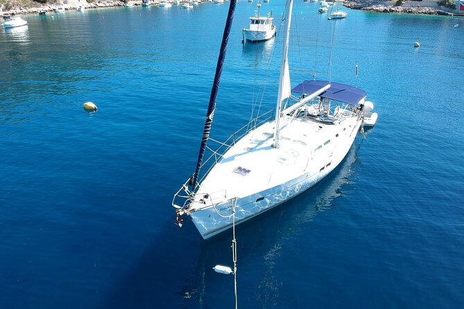 Hvar - Pakleni Islands private sailing
