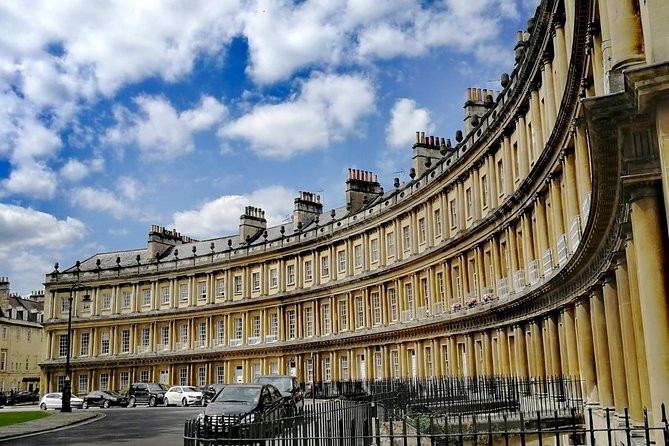 3-Day Private Guided Literature Tour in Bath