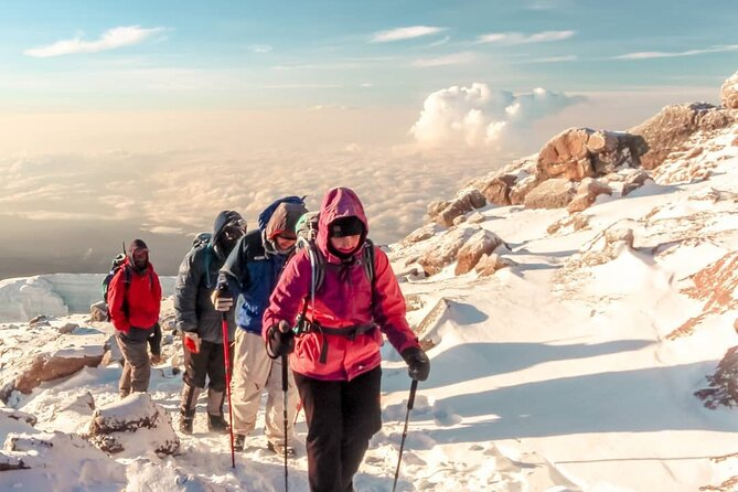 8 days Kilimanajaro Mountain trekking
