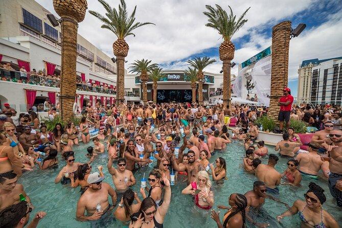 Las Vegas Party Bus Day Club Crawl