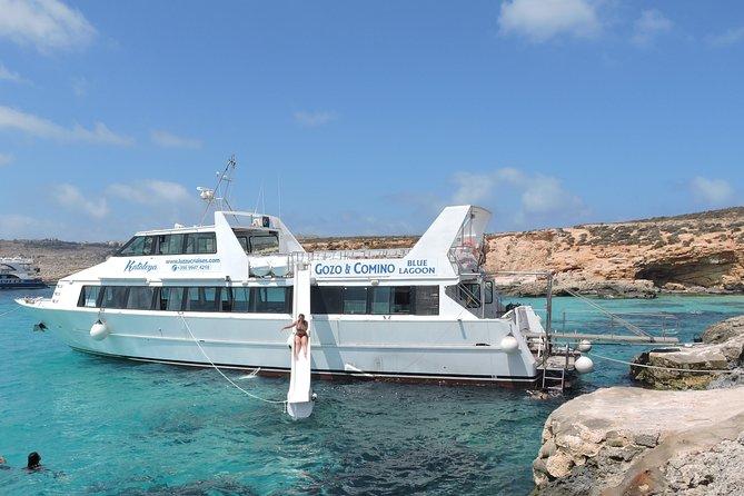 Comino Day Cruise