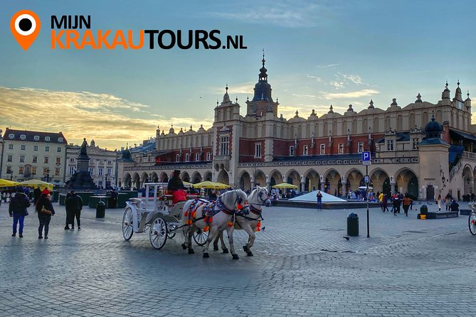 Complete Cracow Bike Tour