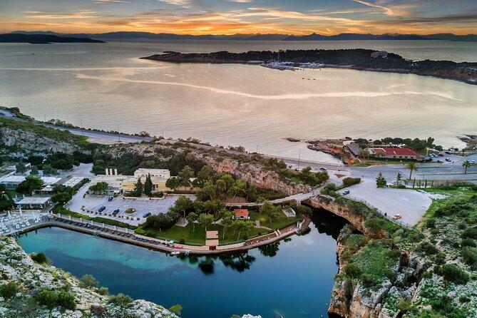 Cape Sounion Half-Day Private Tour Including Vouliagmeni Lake