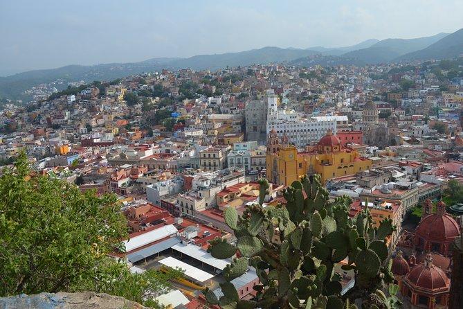 Guanajuato walking tour