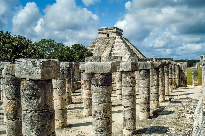 Chichén Itzá Vip tour from Riviera Maya for the best price!