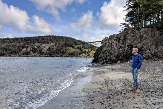 Whidbey Island and Deception Pass - Private Luxury Day Tour with Lunch