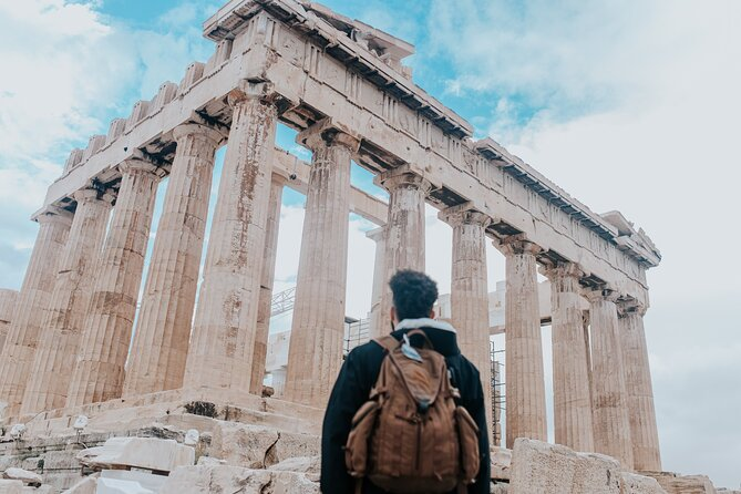 The Mythological Acropolis: The place of the gods