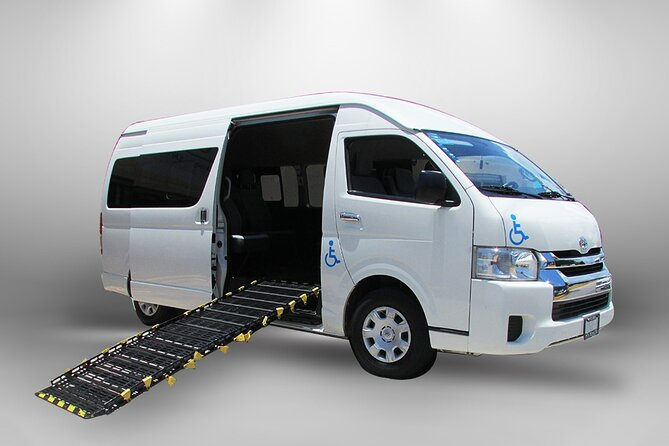 Round-Trip Adapted Transportation From/To Cancún International Airport