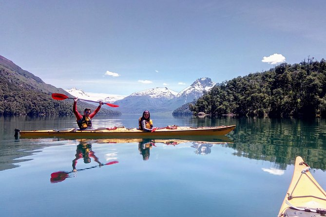 Kayaking in Lago Mascardi - Full Day Tour in Private Service