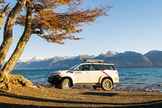 Private & Exclusive Lakes District 4x4 Full-Day Tour with Lunch from Ushuaia
