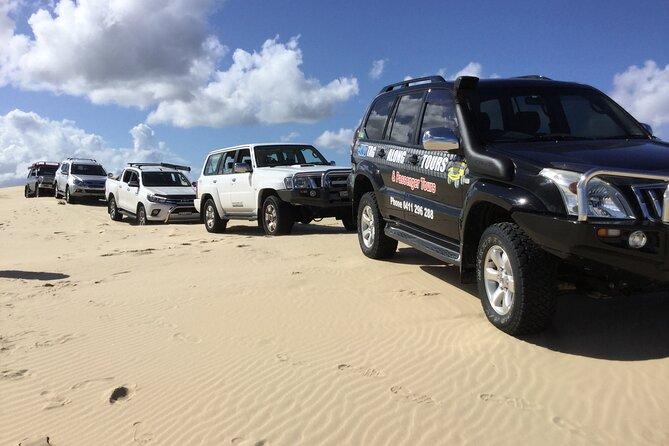Port Stephens Bush, Beach and Sand Dune 4WD Tag-Along Tour