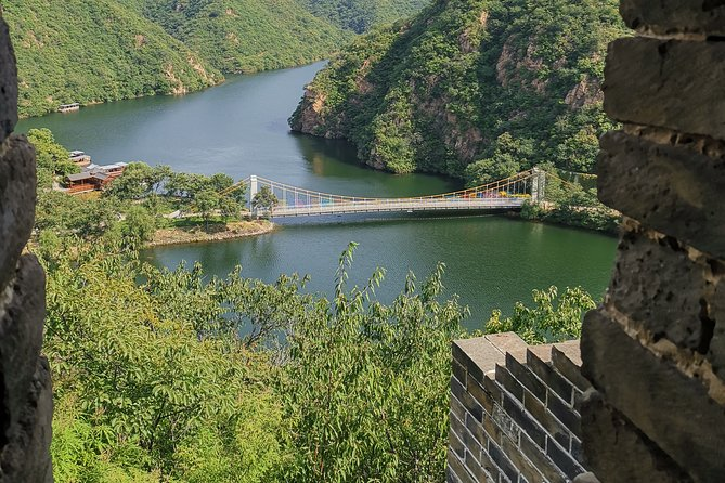 PEK Airport Layover Transfer Service to Lakeside View Huanghuacheng Great Wall