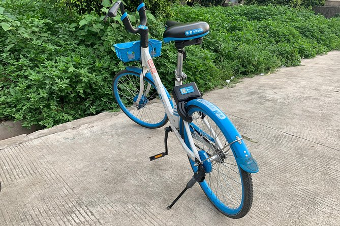 Private Biking Day Tour in Guangzhou College Town