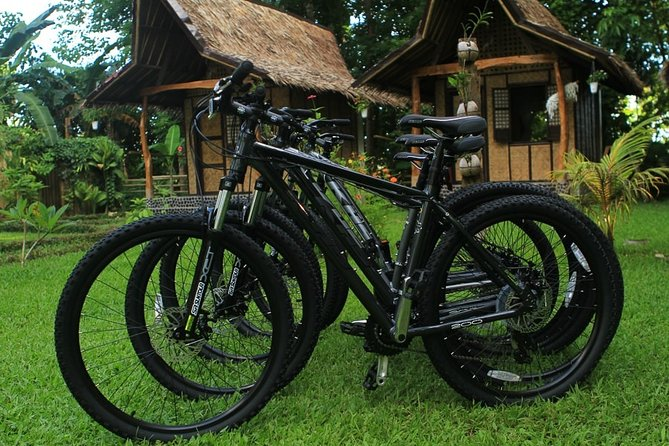 Bohol Mountain Bike Tour