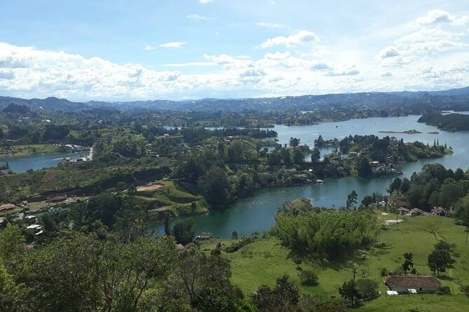 Guatape With Coffe Tours