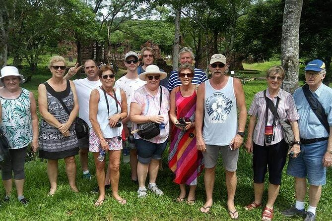 Mini Angkor Wat - My Son Sanctuary - Unessco Heritage Site Private Morning Tour