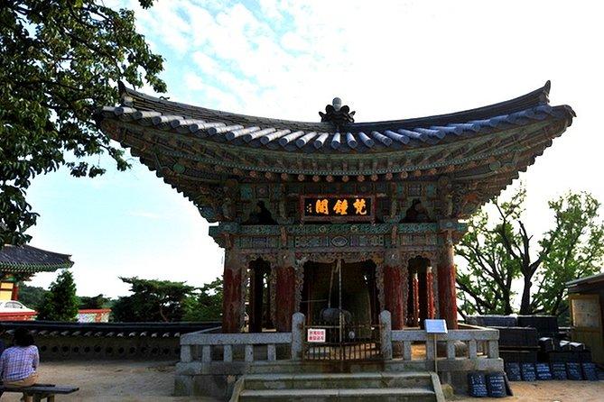 Seokmodo Island and Ganghwado Island Private Tour with Bomunsa Temple