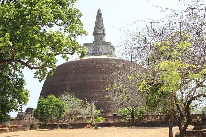 Polonnaruwa Medieval Kingdom Day Tour